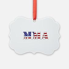USA MMA Ornament
