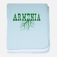 Armenia Roots baby blanket