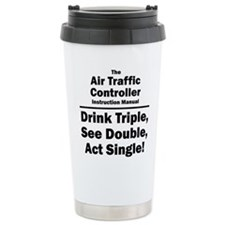 Cute Air traffic controller Travel Mug