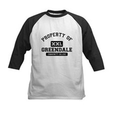 Property of Greendale Baseball Jersey