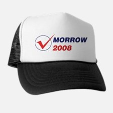 MORROW 2008 (checkbox) Trucker Hat