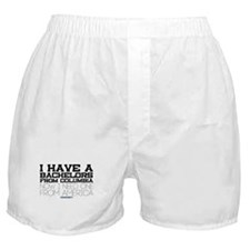 Bachelors from Columbia Boxer Shorts