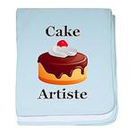 Cake Artiste baby blanket