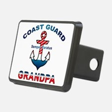 Coast Guard Grandpa Hitch Cover