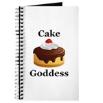 Cake Goddess Journal