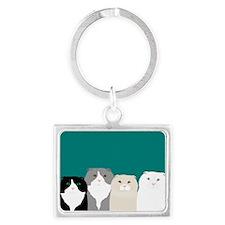 Scottish Fold Keychains