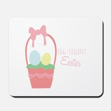 Egg-cellent Easter Mousepad