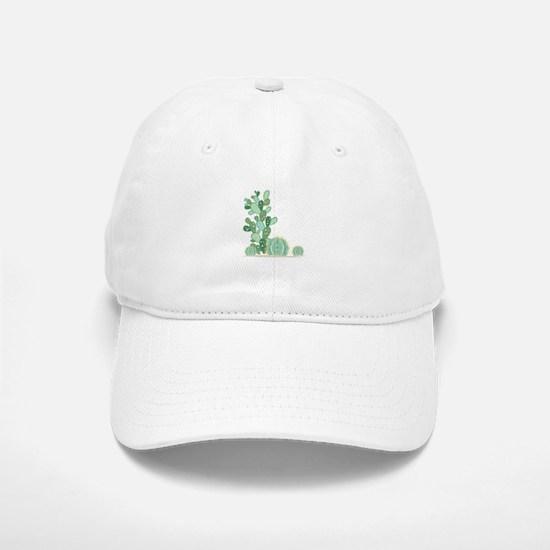 Cactus Plants Baseball Baseball Baseball Cap