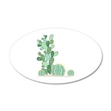 Cactus Plants Wall Decal