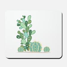 Cactus Plants Mousepad