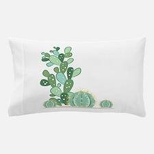 Cactus Plants Pillow Case