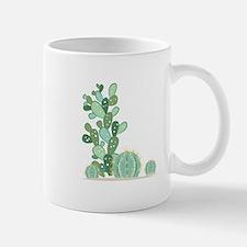 Cactus Plants Mugs