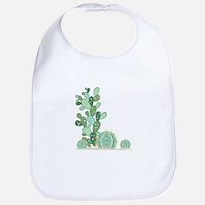 Cactus Plants Bib