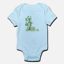 Cactus Plants Body Suit