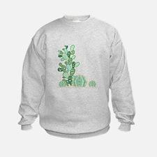 Cactus Plants Sweatshirt