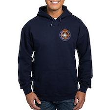 Benedictine Medal Hoody