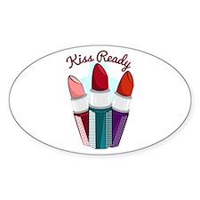 Kiss Ready Decal