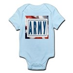 Army Infant Creeper