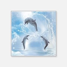The Dreams Of Dolphins Sticker