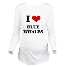 Cute Animal classification Long Sleeve Maternity T-Shirt