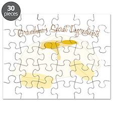 Grandmas Secret Ingredient Puzzle