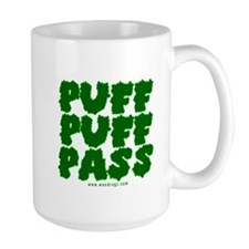 Puff Puff Pass Mugs