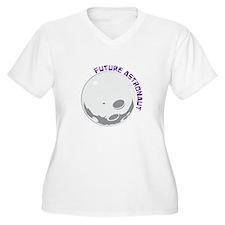 Future Astronaut Plus Size T-Shirt