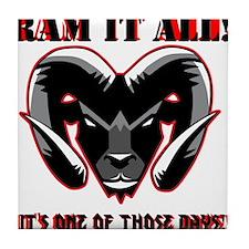 RAM_IT Tile Coaster