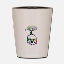 life from death Shot Glass