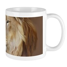 Painting Lion Mugs
