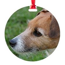 Jack Russell Terrier Dog Ornament