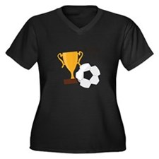 Winner Circle Plus Size T-Shirt
