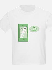 Smartest Friend T-Shirt