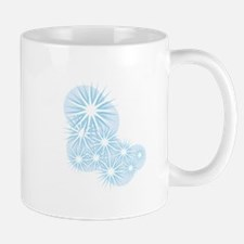 Snowfall Starburst Mugs