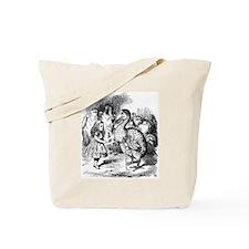 Alice (In Wonderland) Dodo Bird Tote Bag