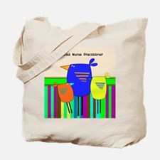 Nurse Practitioner Tote Bag