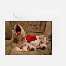 Siberian Husky puppy Greeting Cards (Pk of 10)