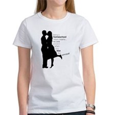 Funny Christian teachers Tee
