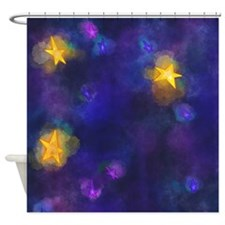 Stary Stary Sky Shower Curtain