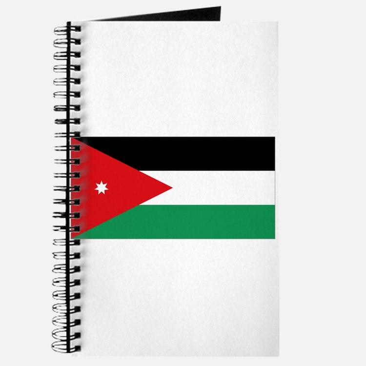 Flag of Jordan Journal