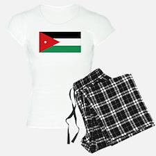 Flag of Jordan Pajamas