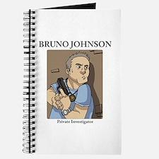Cute Bruno Journal