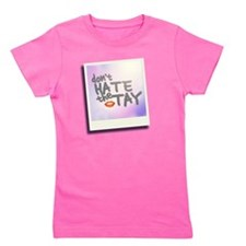 Don't Hate the Tay Girl's Tee
