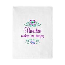 Theatre Happy Twin Duvet
