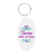 Theatre Happy Keychains
