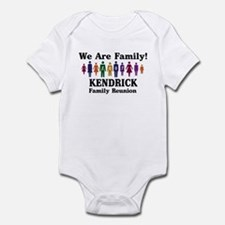 KENDRICK reunion (we are fami Infant Bodysuit