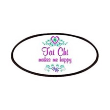 Tai Chi Happy Patches