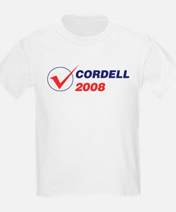 CORDELL 2008 (checkbox) T-Shirt