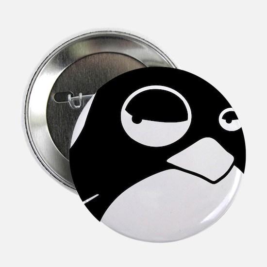 "Unimpressed Penguin 2.25"" Button (10 pack)"