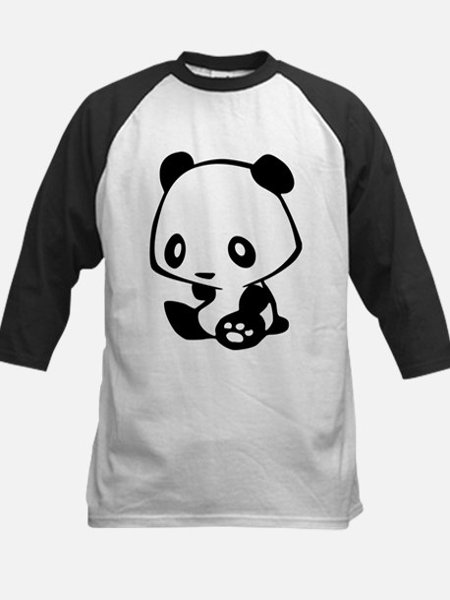 Kawaii Panda Baseball Jersey
